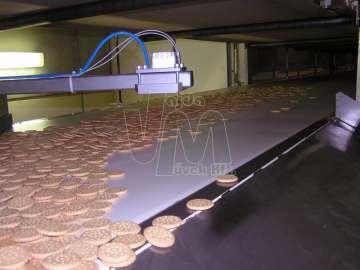 HK kekszdaráló automatizálása